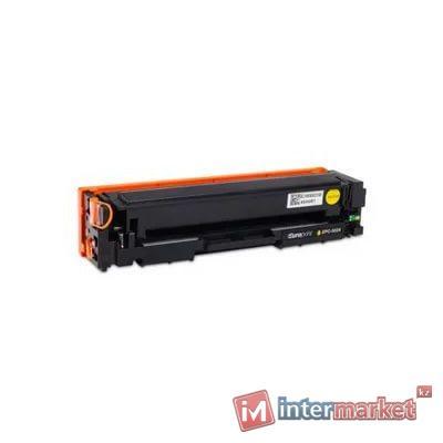 Картридж, Europrint, EPC-502A, Жёлтый, Для принтеров HP Color LaserJet Pro M281, 1300 страниц.
