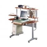 Компьютерный стол Deluxe DLFT-3319CT Montoro
