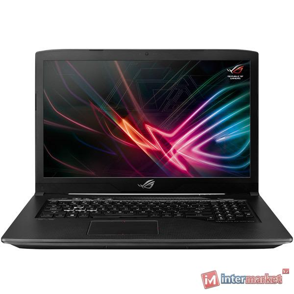 Ноутбук ASUS ROG STRIX GL703VD-EE060T SCAR Edition (Core i7-7700HQ-2.8/1TB+256GB SSD/16GB/GTX1050-4GB/17.3