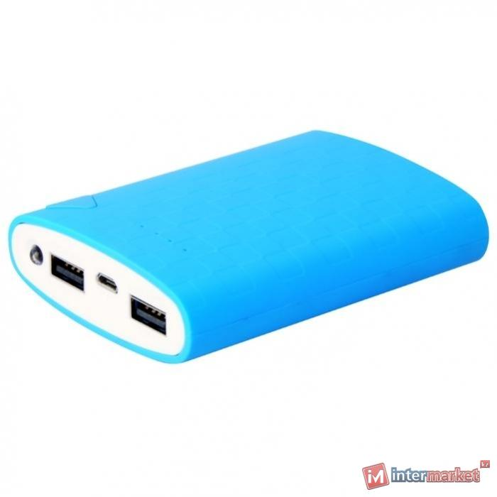 Зарядка для мобильных устройств, iconBIT FTB 6000 DS, blue